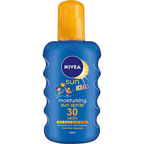 Nivea Sun Kids Moisturizing Spray SPF30 200ml