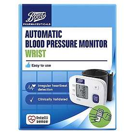 Boots Pharmaceuticals Blood Pressure Monitor - Wrist Unit