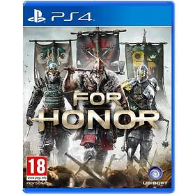 For Honor - Deluxe Edition (PS4)