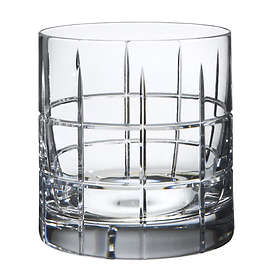 Orrefors Street Double Old Fashioned Whiskey Glass 40cl