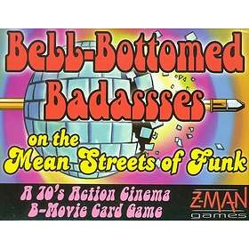 Bell-Bottomed Badasses On the Mean Streets of Funk