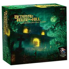 Avalon Hill Betrayal at: House On the Hill