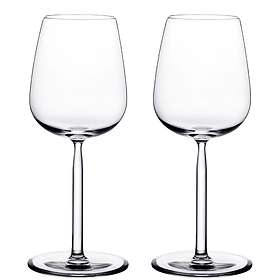 Iittala Senta White Wine Glass 29cl 2-pack