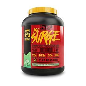 Mutant Nutrition Iso Surge 2.27kg