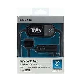 Belkin TuneCast Auto 4 for iPod/iPhone