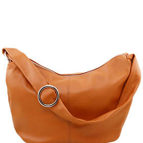 Tuscany Leather Yvette Hobo Bag (TL140900)