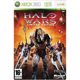 Halo Wars - Limited Edition (Xbox 360)