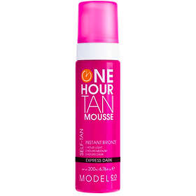 MODELco One Hour Tan Express Dark Mousse 200ml