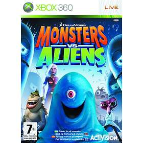 Monsters vs. Aliens (Xbox 360)