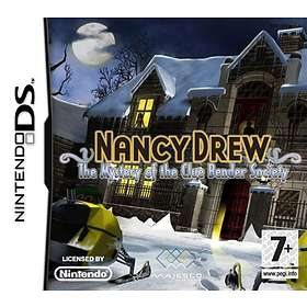 Nancy Drew: The Mystery of the Clue Bender Society (DS)