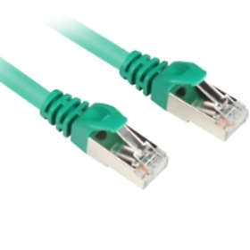 Sharkoon S/FTP Cat6 RJ45 - RJ45 0,25m