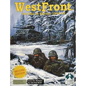 WestFront: War in Europe 1943-45 (2nd Edition)