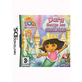 Dora Saves the Mermaids (DS)