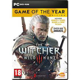 The Witcher 3: Wild Hunt - Game of the Year Edition (PC)