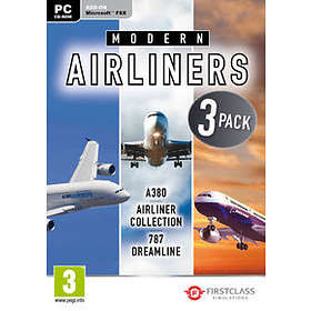 Flight Simulator X Expansion: Modern Airliners 3 Pack