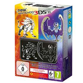 Nintendo New 3DS XL - Solgaleo and Lunala Limited Edition