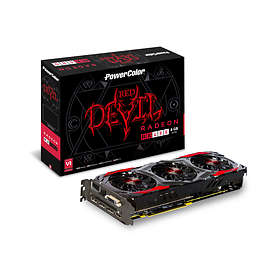 PowerColor Radeon RX 480 Red Devil HDMI 3xDP 8GB