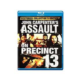 Assault on Precinct 13 (1976) - Restored Collector's Edition (US)