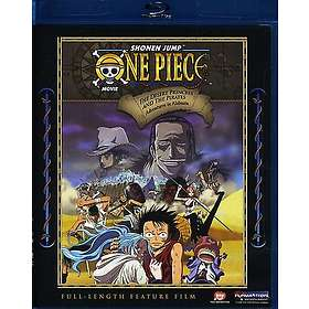One Piece: The Desert Princess and the Pirates - Adventures in Alabas (US)