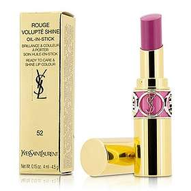 Yves Saint Laurent Rouge Volupté Shine Oil In Lipstick
