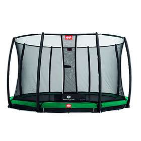 Berg Toys InGround Favorit Deluxe with Safety Net 270cm