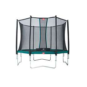 Berg Toys Favorit With Comfort Safety Net 380cm