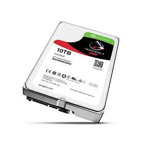 Seagate IronWolf ST10000VN0004 256Mo 10To