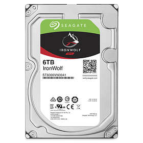 Seagate Ironwolf ST6000VN0041 128MB 6TB