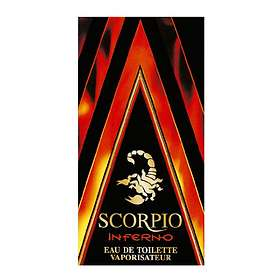 Scorpio Inferno edt 75ml