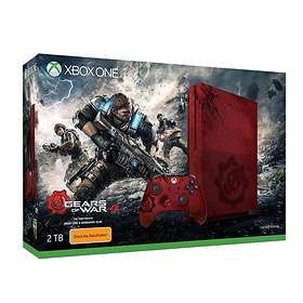 Microsoft Xbox One S 2TB (incl. Gears of War 4) - Limited Edition