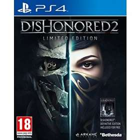 Dishonored 2 - Limited Edition (PS4)