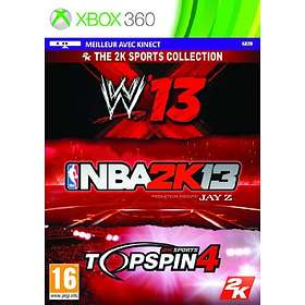 The 2K Sports Collection (Xbox 360)