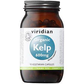 Viridian Kelp 600mg 90 Kapslar