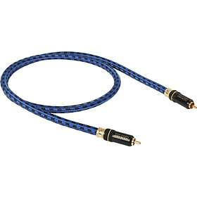 Goldkabel Highline Coax 1RCA - 1RCA 1m
