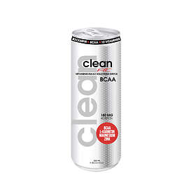 Clean Drink Fit BCAA 330ml 24-pack