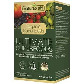 Natures Aid Ultimate Superfoods 60 Capsules