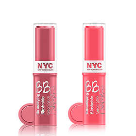 NYC New York Color BB Beautifying Blushable Cream Stick
