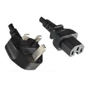 MicroConnect BS 1363 - IEC C15 2m