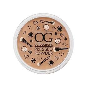 Outdoor Girl Pressed Powder