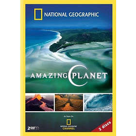 National Geographic - Amazing planet (3-Disc)