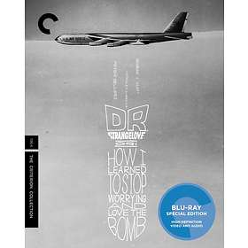 Dr. Strangelove, or: How I Learned to Stop Worrying and Love the Bomb - Criterio