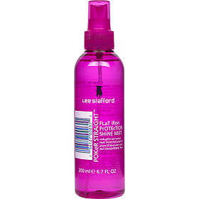 Lee Stafford Poker Straight Flat Iron Protection Shine Mist 200ml