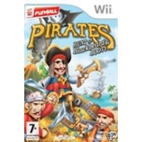 Pirates - Hunt for Black Beard's Booty (Wii)