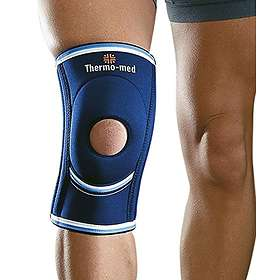 Orliman Neoprene Knee Support with Stabilisers and Silicone Kneepad