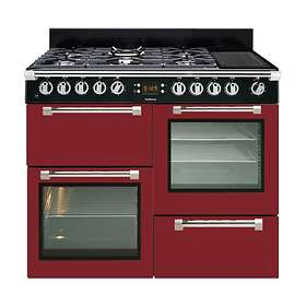 Leisure Cookmaster 100 Dual Gas (Rouge)