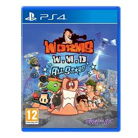 Worms: Weapons of Mass Destruction - All Stars Edition (PS4)