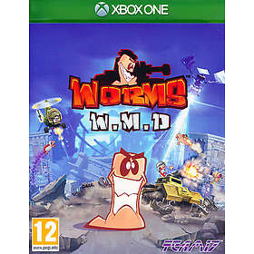 Worms: Weapons of Mass Destruction - All Stars Edition (Xbox One | Series X/S)