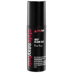 Sexy Hair Style 450 Blow Out Heat Defence Spray 125ml