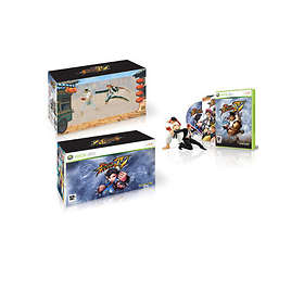 Street Fighter IV - Collector's Edition (Xbox 360)