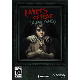 Layers of Fear: Inheritance (Expansion) (PC)